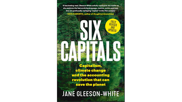 Six Capitals: Capitalism, climate change and the accounting revolution that can save the planet