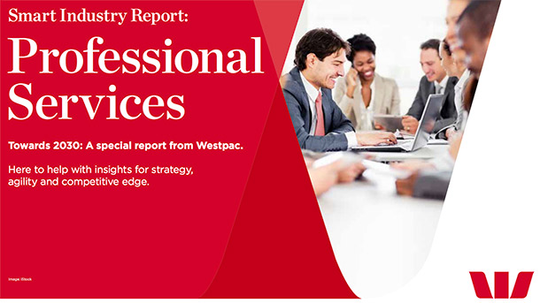 Smart Industry Report: Professional Services