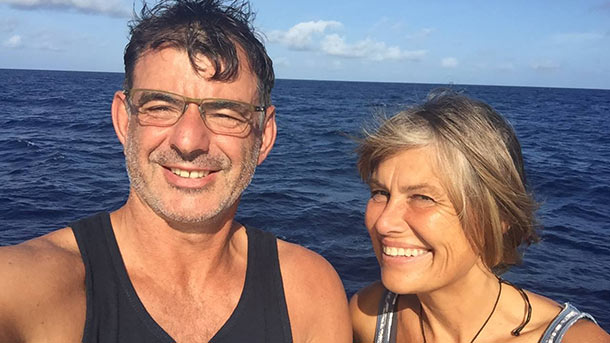 What three years on a boat taught Michael Gale CA about isolation
