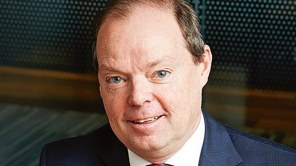 Paul Goessler, Westpac's national head of professional services
