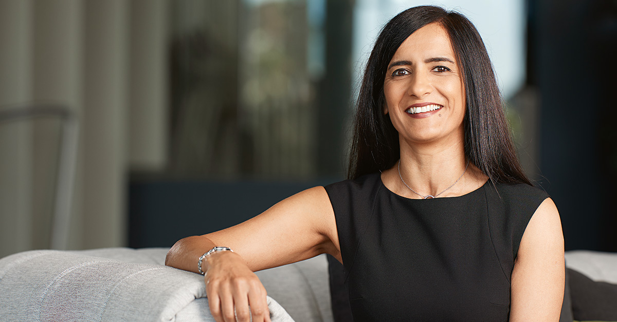 How Pam Bains CA Keeps Aurizon On The Right Track