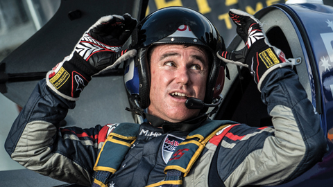 The business end of the Red Bull Air Race | Acuity